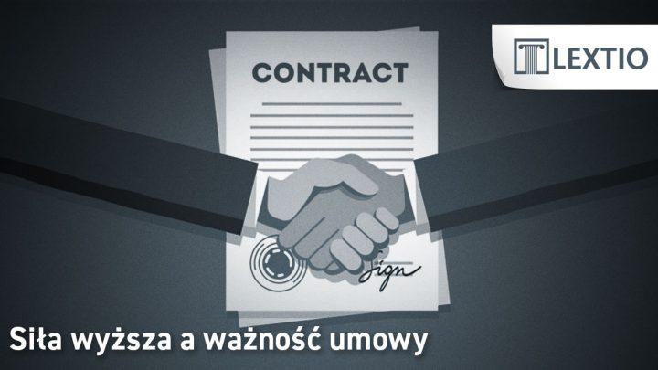 koronawirus ważność umowy