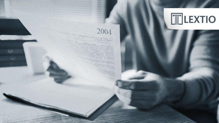Umowa frankowa sprzed 2004 roku – czy można ją unieważnić